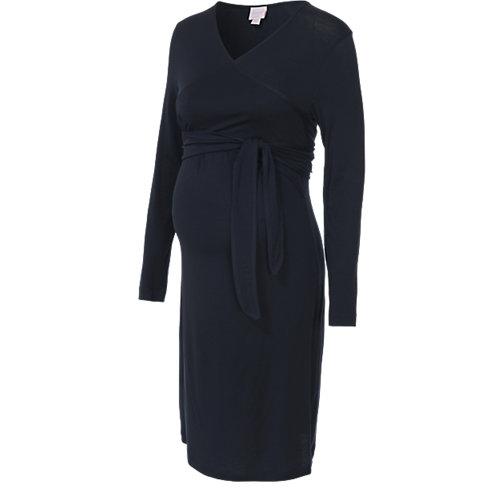 boob Stillkleid Wrap Dress dunkelblau Damen Gr. 34