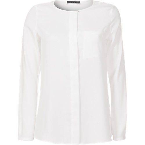 ESPRIT collection Bluse offwhite Damen Gr. 40