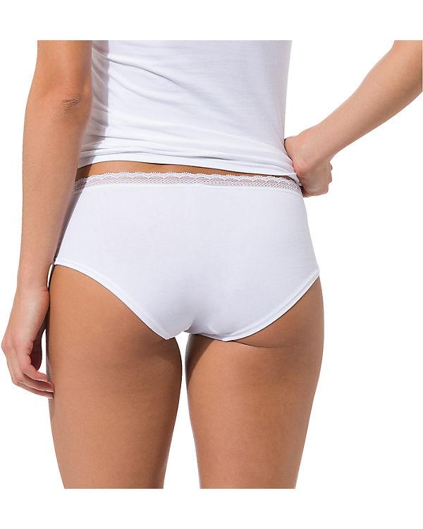 Skiny Panty Doppelpack Advantage Lace weiß