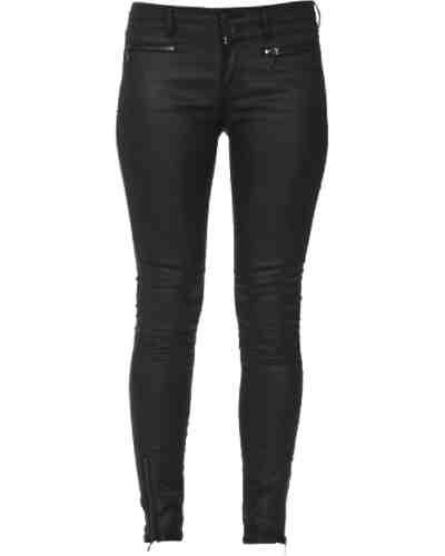 esprit jeans slim medium rise grau gepunktet ambellis. Black Bedroom Furniture Sets. Home Design Ideas