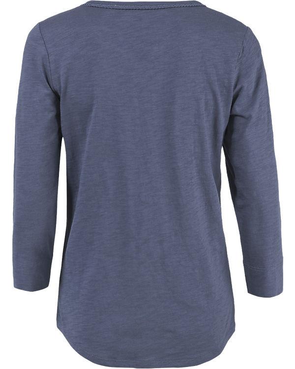 BASEFIELD 3 Arm 4 dunkelblau Shirt q1RqFwP