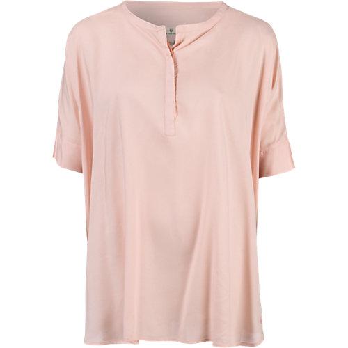 BASEFIELD Blusenshirt rosa Damen Gr. 40