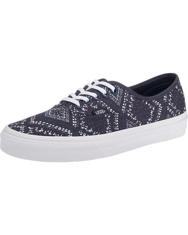 VANS VANS Authentic Sneakers dunkelblau