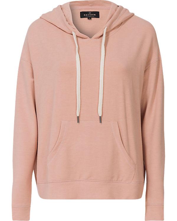 Besuchen Neu Zu Verkaufen Günstig Kaufen Große Überraschung REVIEW Sweatshirt rosa Zum Verkauf Der Billigsten Niedriger Preis Versandkosten Für Online Billig Suchen bsgPwlJM
