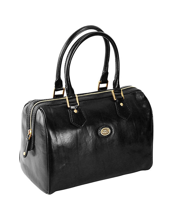 The Bridge Story Donna Barrel Bag Henkeltasche Leder 30 cm