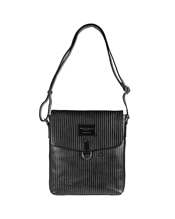 The Bridge Heritage Luxe Uomo Umhängetasche Leder 26 cm Tabletfach