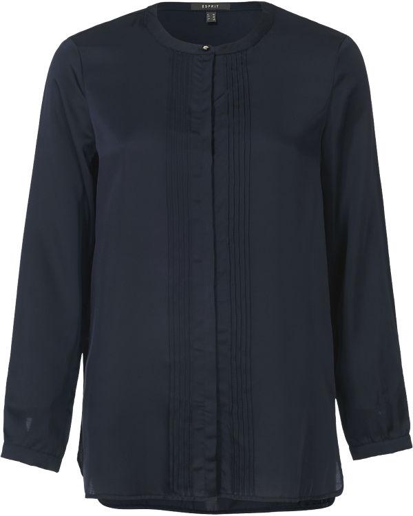 ad71a41479d8 ESPRIT collection, Bluse, blau   ambellis