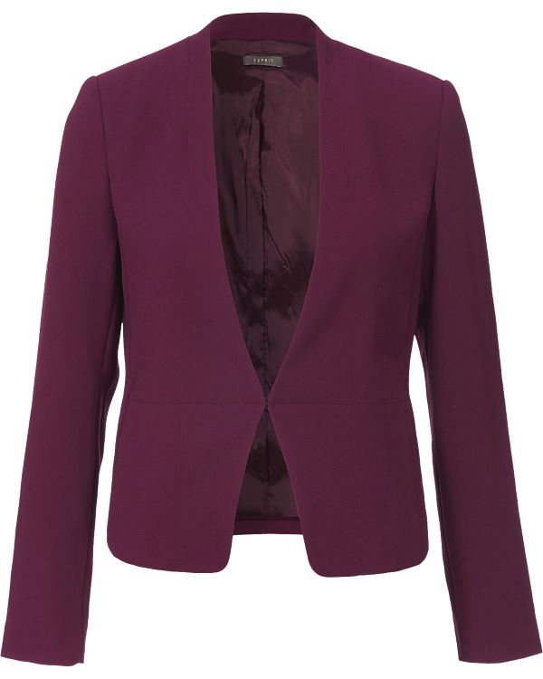ESPRIT collection Blazer lila