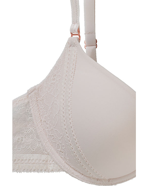 Skiny Push-Up BH Inspire Lace offwhite