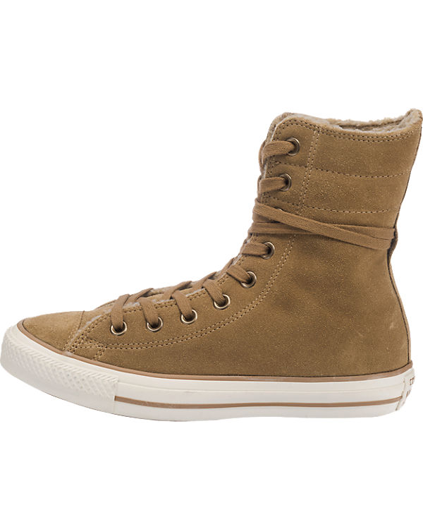 CONVERSE CONVERSE Chuck Taylor All Star High-Rise Sneakers braun