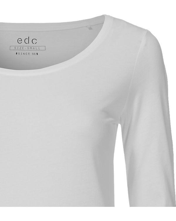 edc by by Langarmshirt by offwhite Langarmshirt edc offwhite ESPRIT edc ESPRIT OPRwx