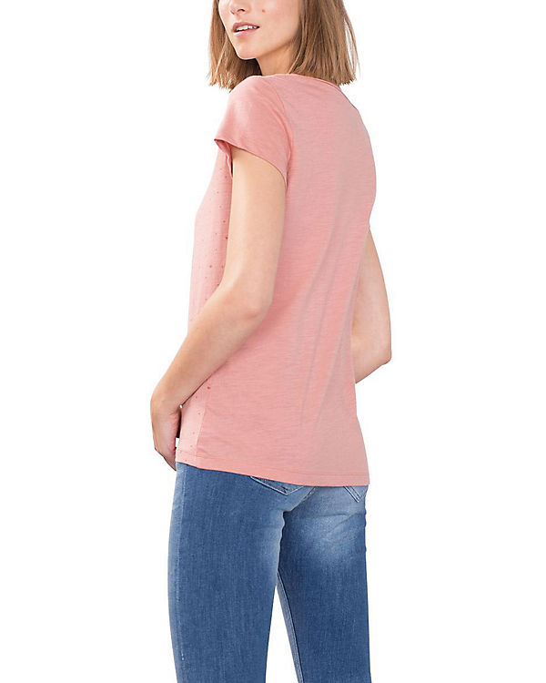 edc by ESPRIT T-Shirt rosa