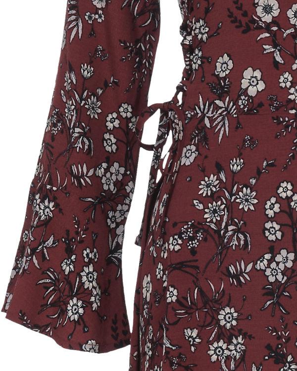 Pepe Jeans Kleid bordeaux