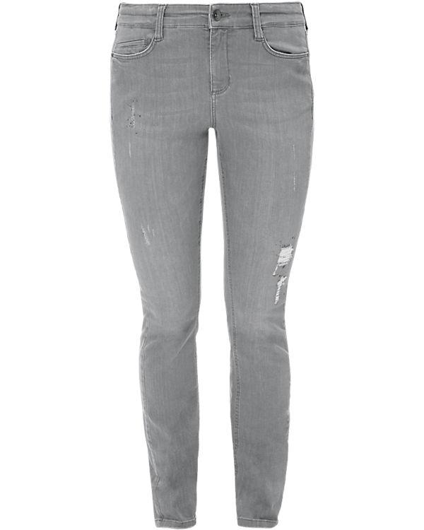 grey TRIANGLE denim Regular Fit Jeans wwqtfA