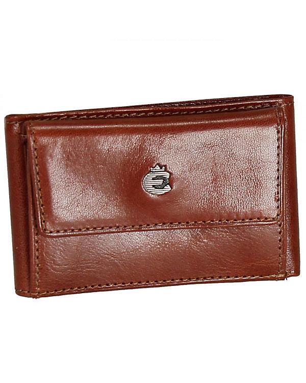 Esquire Esquire Toscana Damengeldbörse Leder 9,5 cm braun