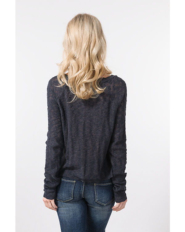 REVIEW Pullover schwarz