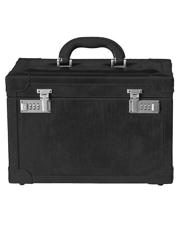 The Bridge Story Viaggio Beautycase Leder 34 cm