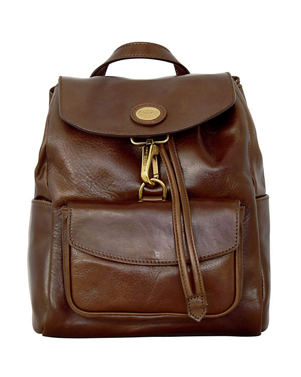 The Bridge The Bridge Story Donna Rucksack Leder 31 cm braun