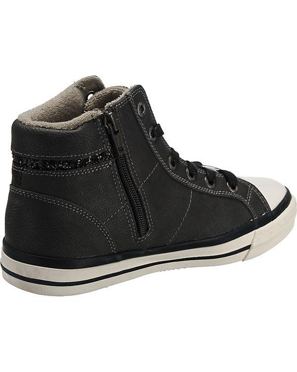 MUSTANG MUSTANG Sneakers grau-kombi