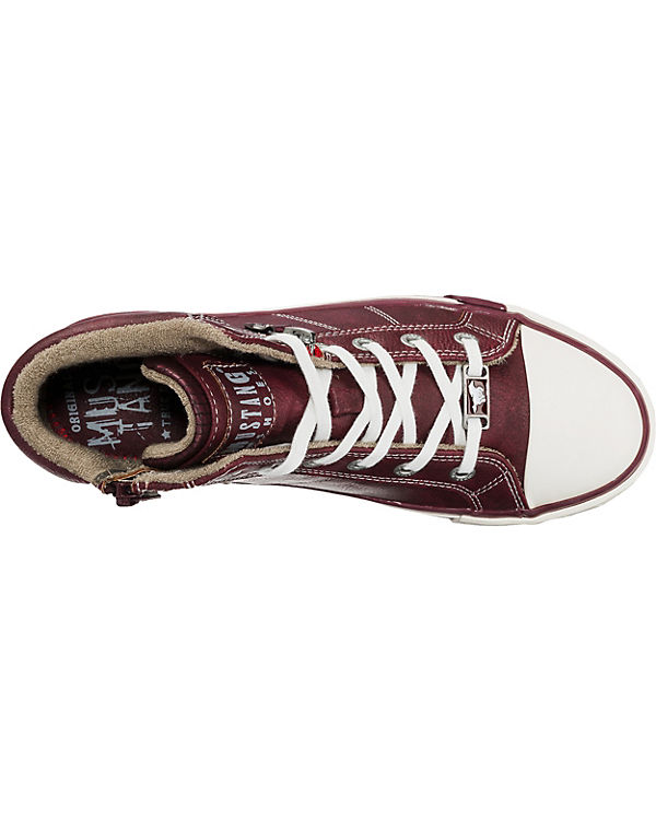 rot kombi MUSTANG MUSTANG MUSTANG MUSTANG Sneakers Sneakers 7qFgUXYw7