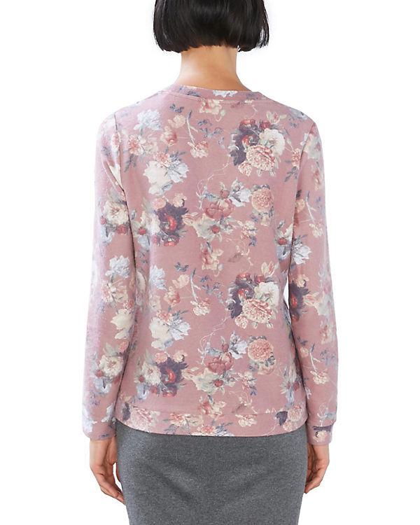 edc by ESPRIT Sweatshirt rosa