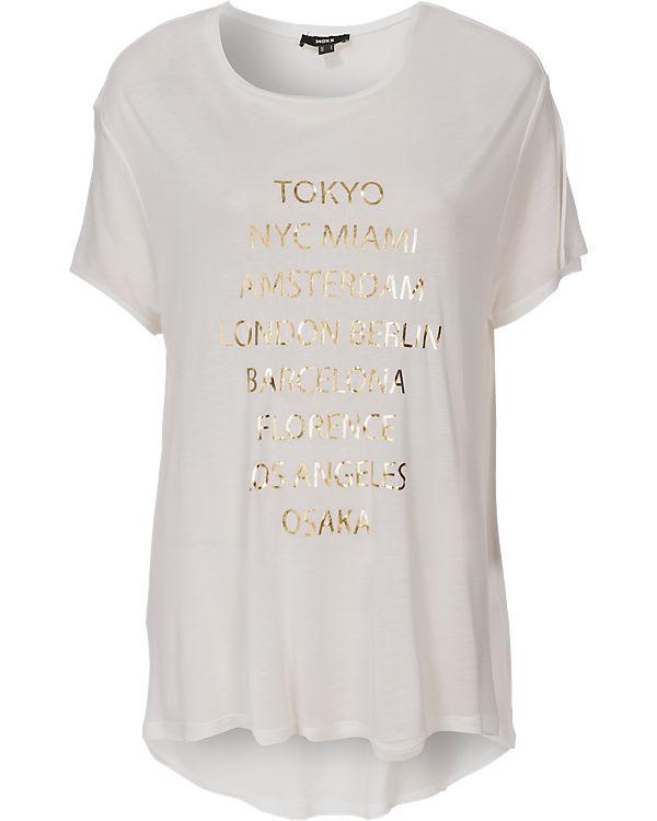 Mexx T-Shirt offwhite