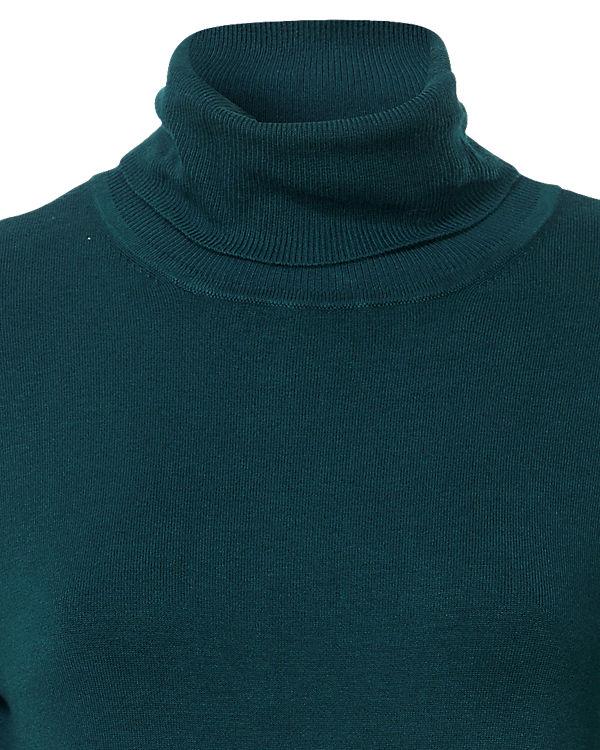comma Pullover dunkelgrün