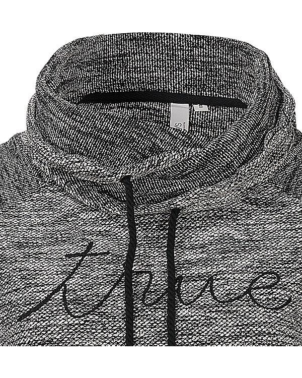 weiß Sweatshirt S Q Q S schwarz wP60qw