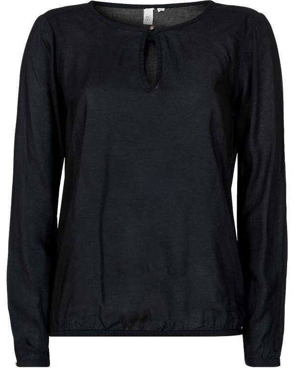 Q/S Bluse schwarz