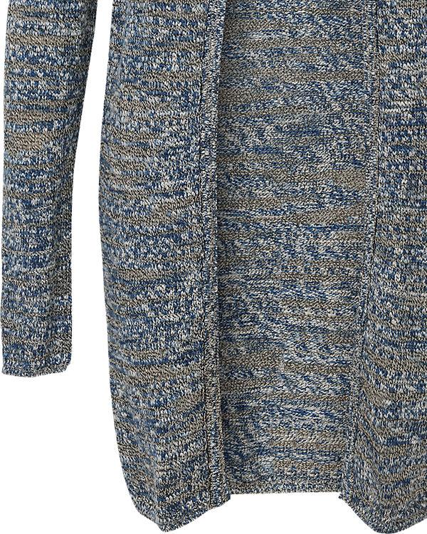 Q/S Strickjacke blau
