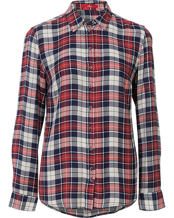 s.Oliver Bluse rot