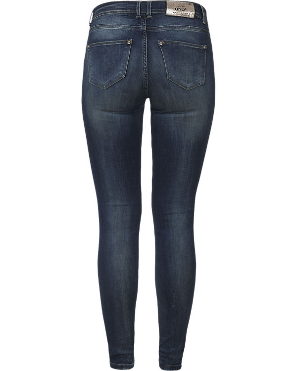 Skinny Jeans Skinny ONLY blue Jeans denim ONLY blue 5wrXrFqa