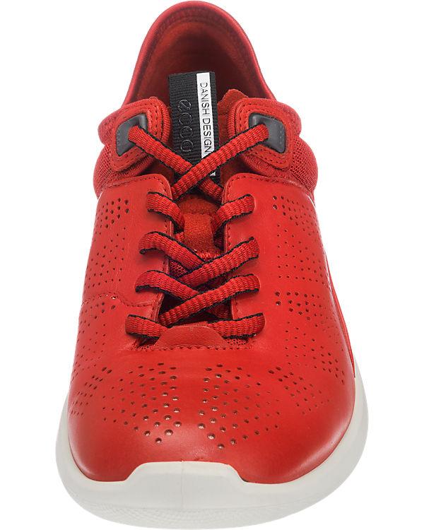 ecco ecco Soft 5 Sneakers rot