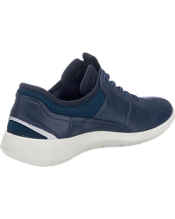 ecco ecco Soft 5 Sneakers blau