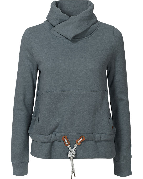 ONLY Sweatshirt grau