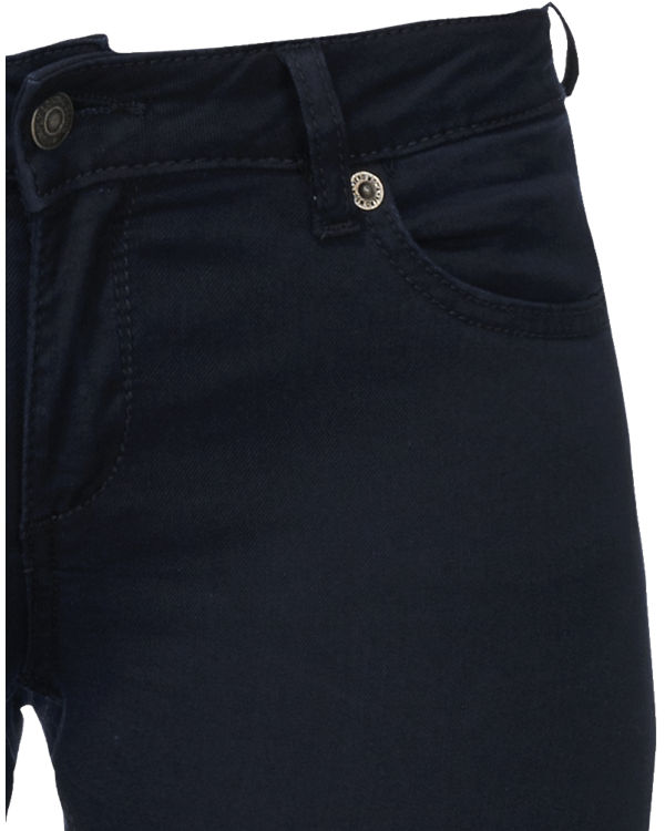 Push MODA dark Up Slim VERO denim Jeans blue C7ZwOz5x