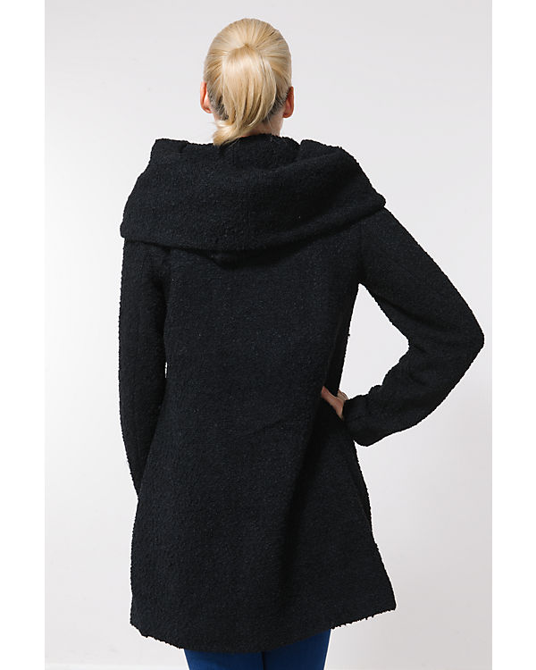 VILA VILA Mantel Mantel schwarz g7w8Rq