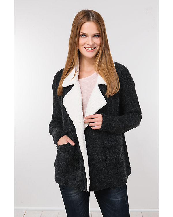 REVIEW Strickjacke schwarz Strickjacke Strickjacke schwarz REVIEW REVIEW schwarz REVIEW RgrdqAwg