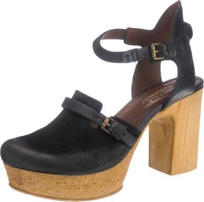 Martina Buraro Florida Sandaletten, schwarz, schwarz Modell 1