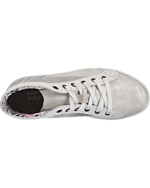 Martina Buraro Martina Buraro Toques-Toquesita Sneakers silber