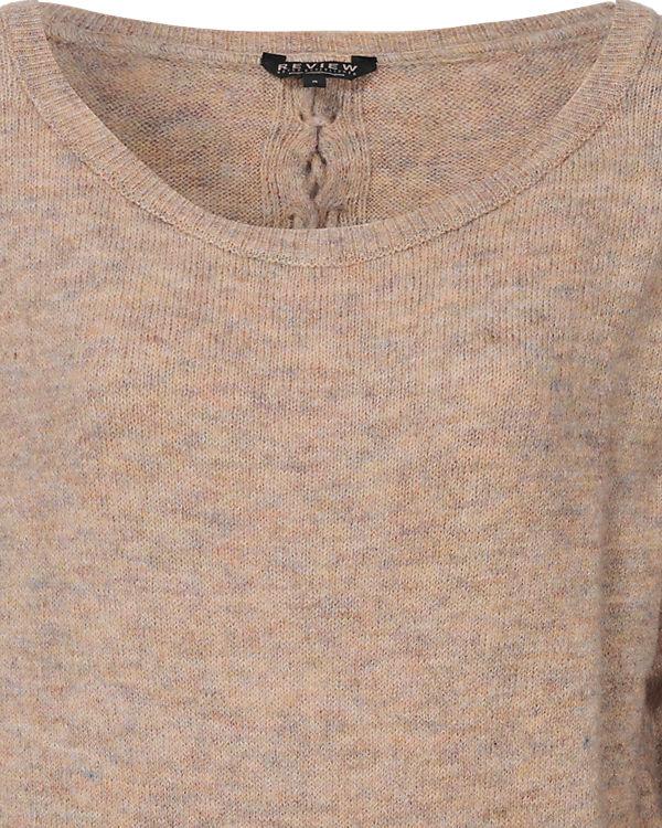 REVIEW Pullover REVIEW Pullover REVIEW beige beige beige REVIEW Pullover wx7Z0nvIqR