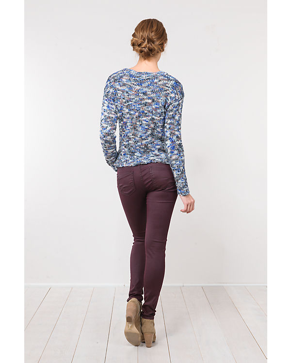 Mavi Jeans Adriana Superskinny bordeaux