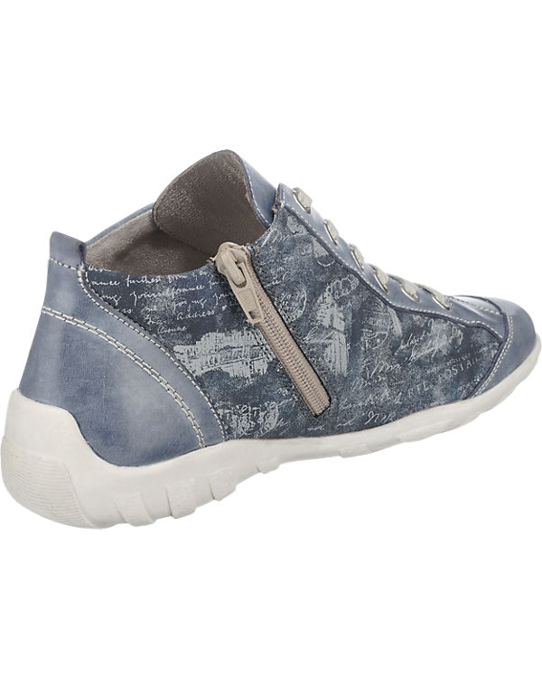 remonte remonte Sneakers blau-kombi