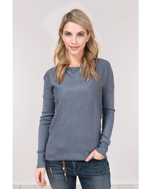 TIMEZONE Pullover blau Pullover TIMEZONE blau TIMEZONE blau Pullover qRWXB