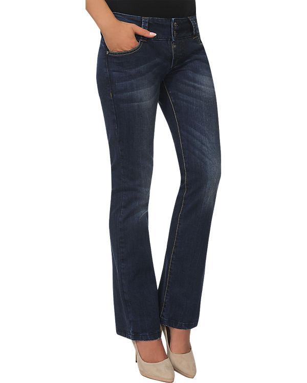Jeans TIMEZONE Jeans Bootcut blau blau Jeans Greta Greta Bootcut Greta TIMEZONE TIMEZONE CSCnxqH