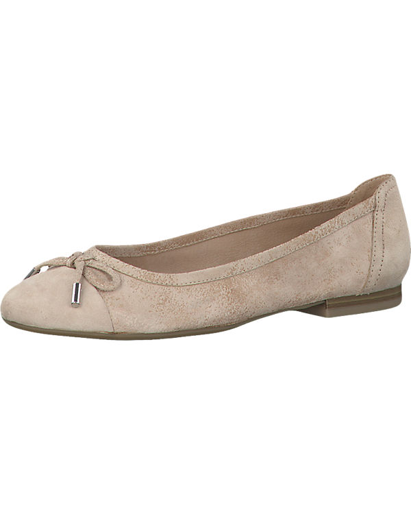 CAPRICE CAPRICE Alba Ballerinas beige