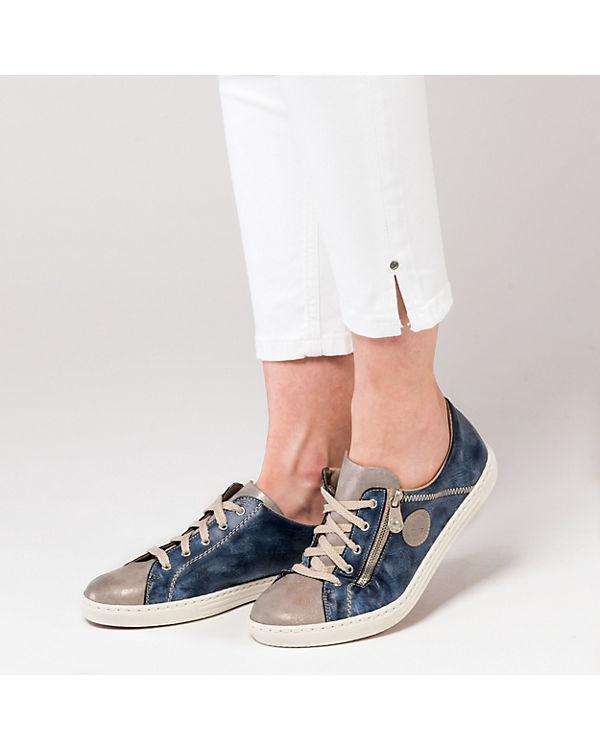 kombi blau rieker rieker rieker Sneakers rieker EIwqXE