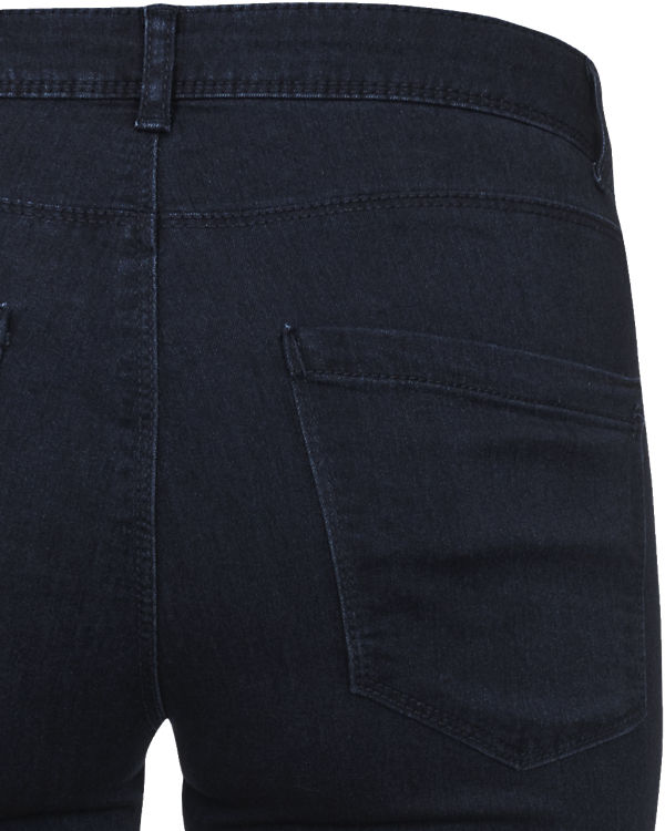 VERO MODA Jeggings dark blue denim