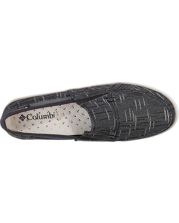 Columbia Columbia Vulc N Vent Slip Outdoor Slipper schwarz