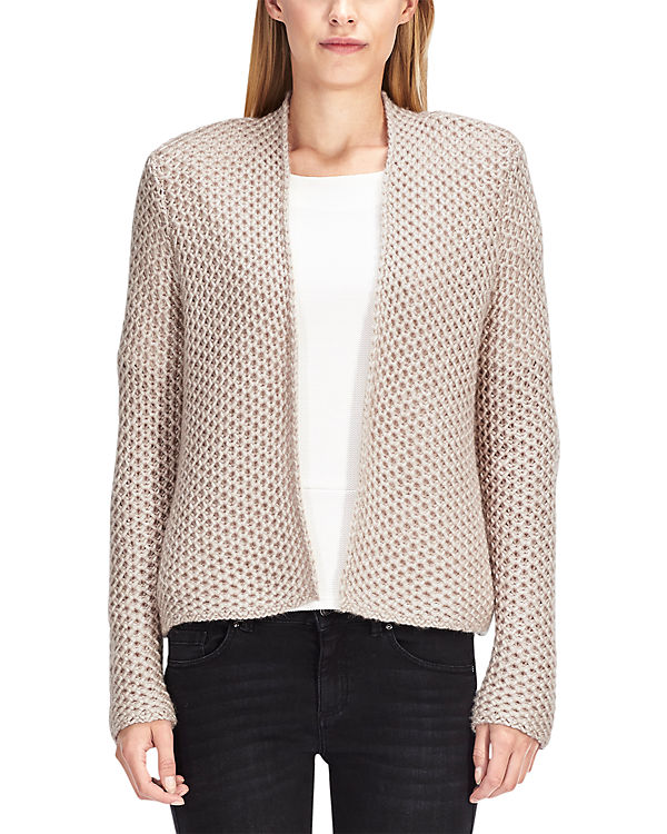 s.Oliver BLACK LABEL Strickjacke beige